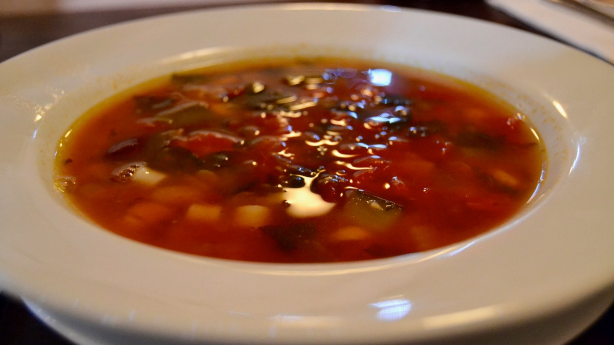 Mama Melrose's Minestrone Soup