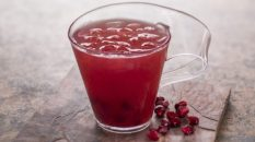 Painter's Palate: Pomegranate Mule