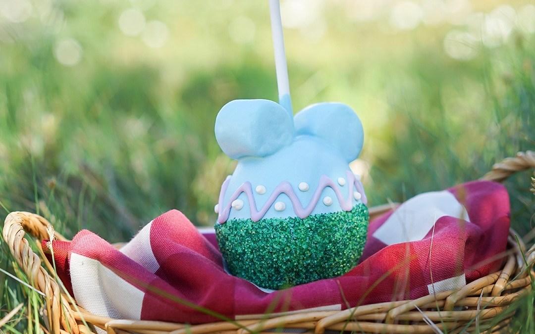 Springtime Snacks at Disneyland