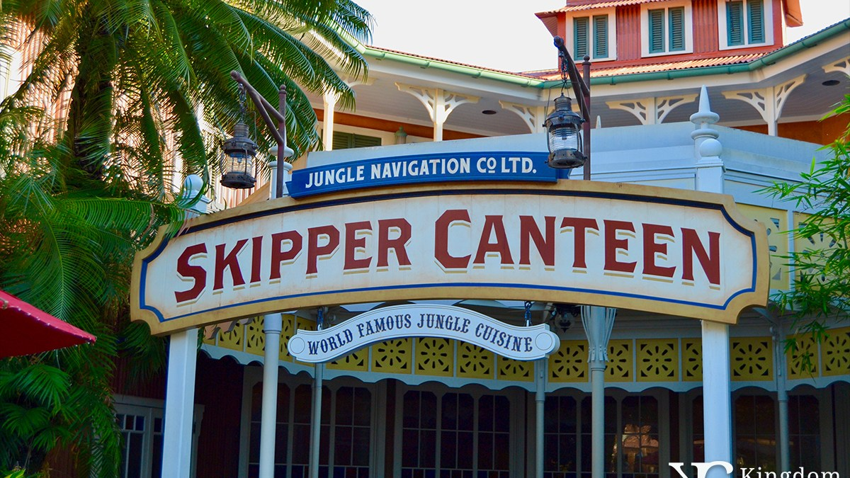 Skipper Canteen Tour