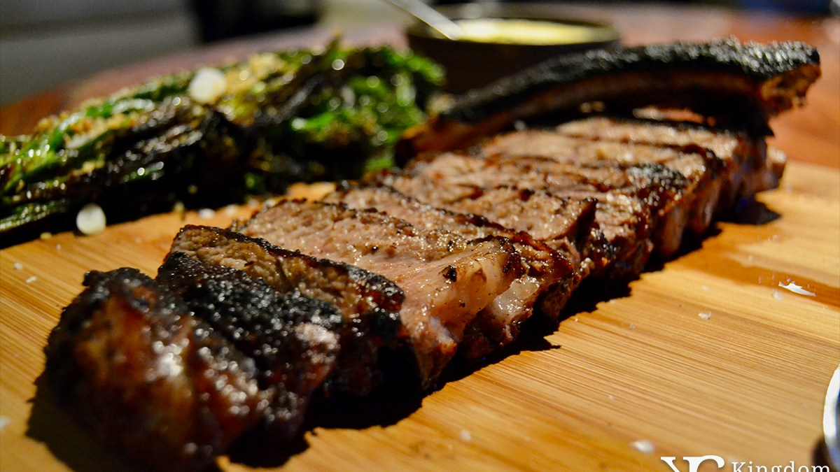 STK Cowgirl Rib Eye