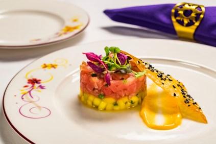 Ahi Tuna Tartar – Courtesy Disney Cruise Line