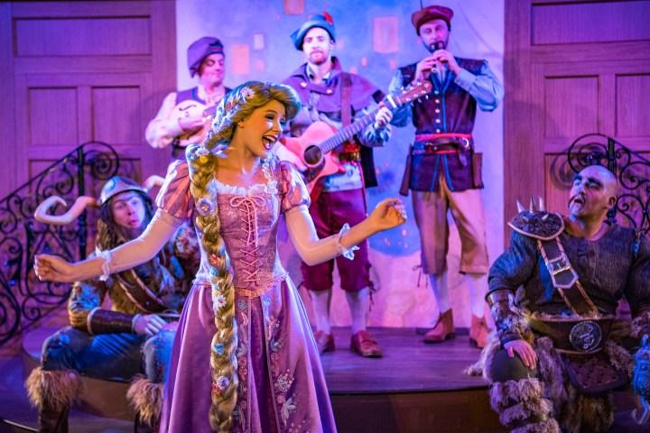 Rapunzel's Royal Table — Rapunzel