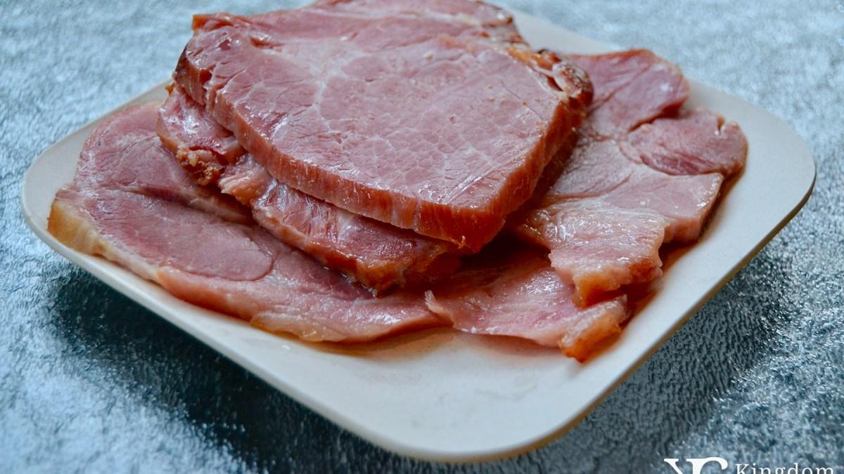 House Smoked Ham