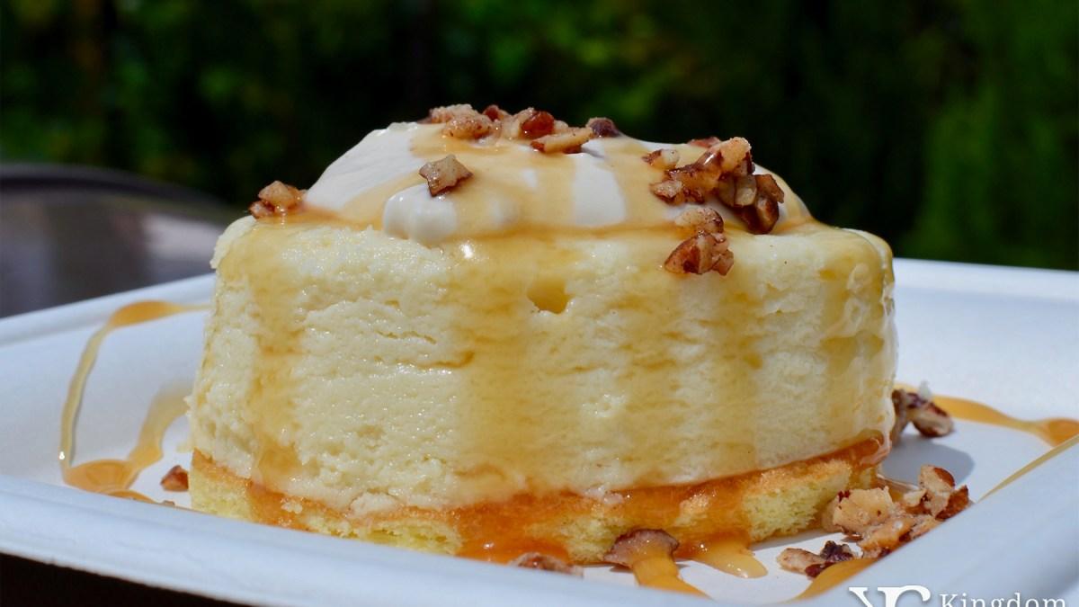 Maple Bourbon Boursin Cheesecake