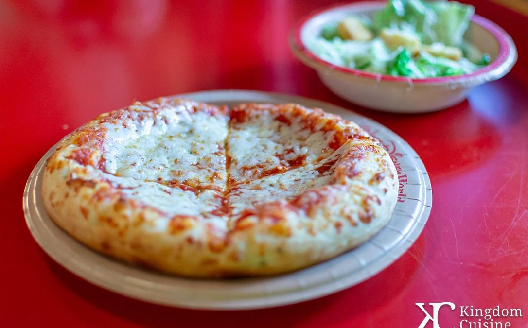 Pizzafari Cheese Pizza