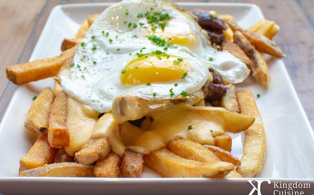 Wine Country Brunch Steak & Eggs Frites