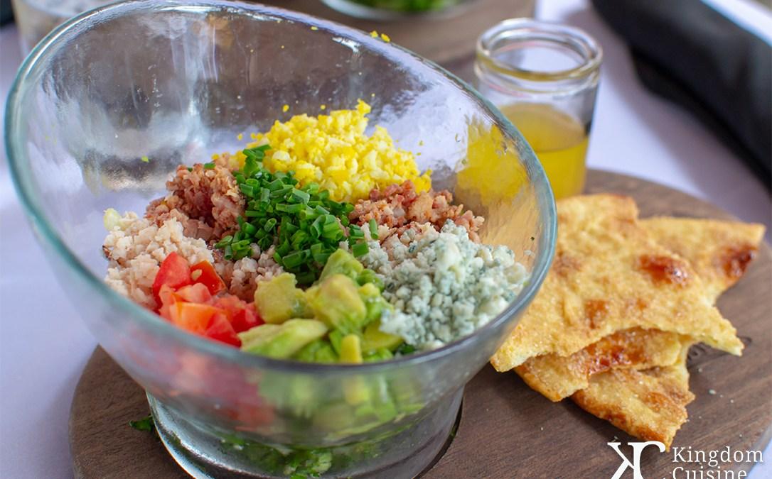 The Famous Cobb Salad Recipe