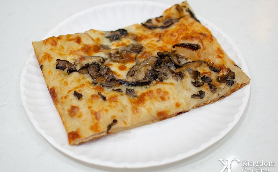 Forest Mushroom Pizza