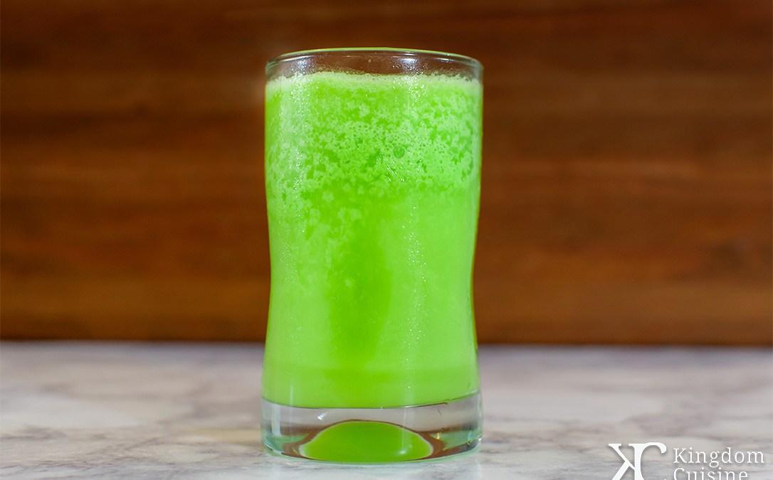 Galaxy's Edge Copycat Recipe – Green Milk!