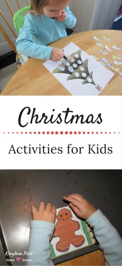 Finding fun Christmas activities for kids is one of my favorite times of the year. Narrowing them down and just picking a few is the hard part.