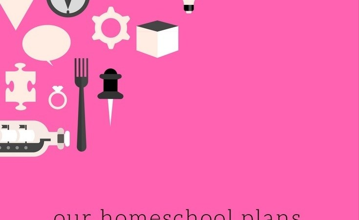 Homeschool Plans for Tot School, Kindergarten & 1st Grade