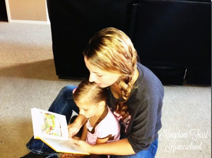 Why is it important to read to your child