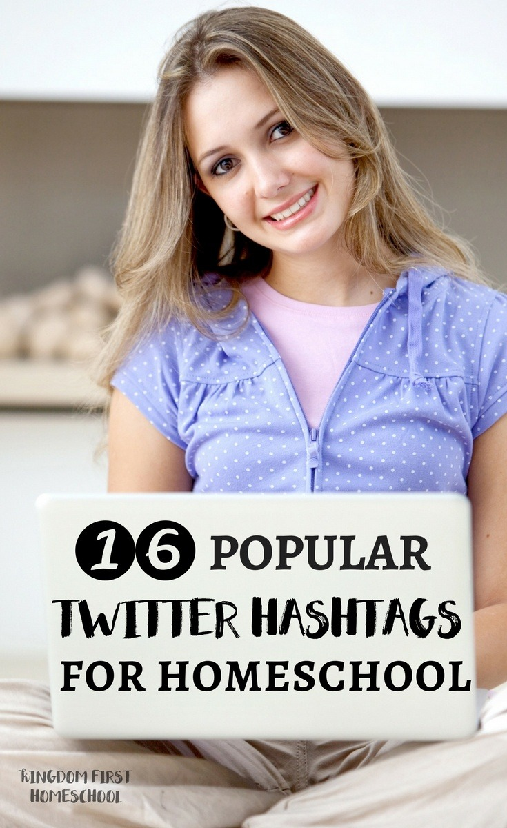 As a homeschool blogger, of course you want to reach the homeschool community. Quit jumping through the Twitter Algorithm hoops and use these popular Twitter hashtags for homeschool!