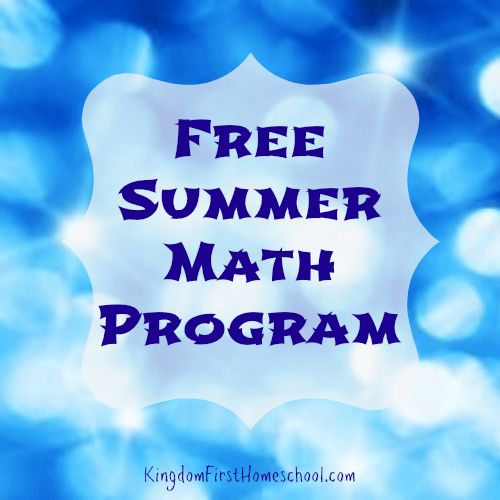 Free Math Program