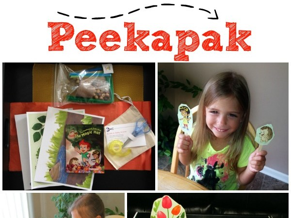 Peekapak | A Storytelling Adventure Pack