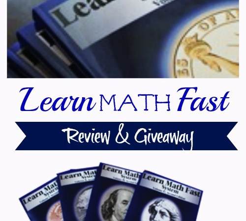 Learn Math Fast ~ Review