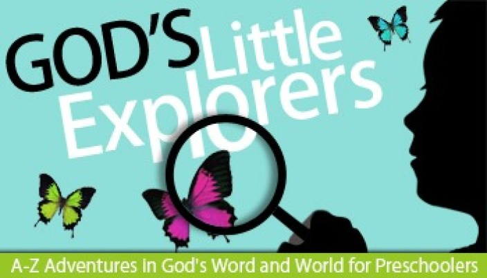 Gods Little Explorers