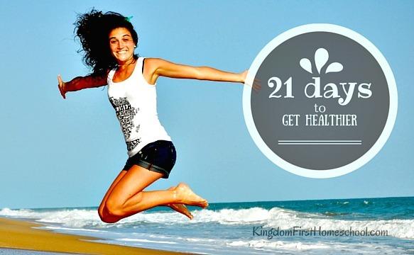 21 Days to Get Healthier
