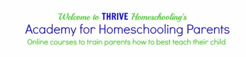 Thrive Homeschooling