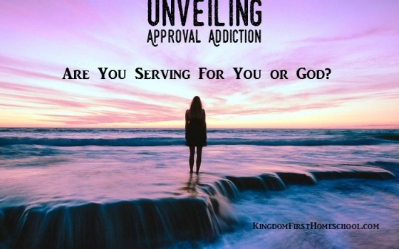 Unveiling Approval Addiction | Are You Serving For You or God?