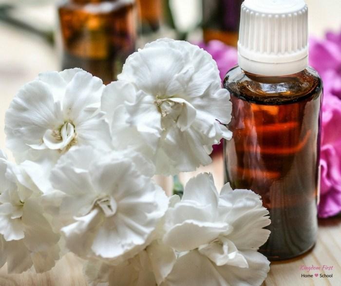 How I Use Essential Oils for Homeschooling