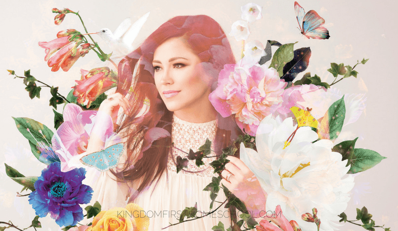 Introducing The Garden by Kari Jobe (Giveaway ended)