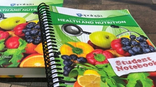 Apologia's Exploring Creation through Health and Nutrition