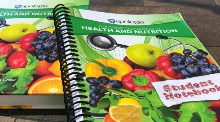 Teaching Health and Nutrition to the Whole Person an Apologia Review