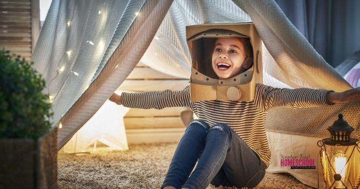 11 Indoor Activities for Kids for When Your Stuck Inside