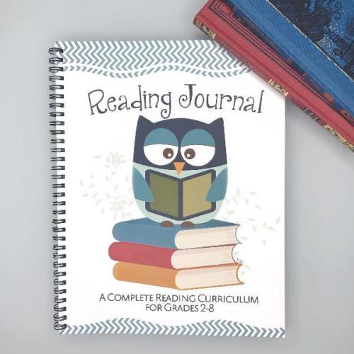 STUDENT READING JOURNAL - FULL READING CURRICULUM