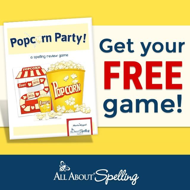 Free spelling game