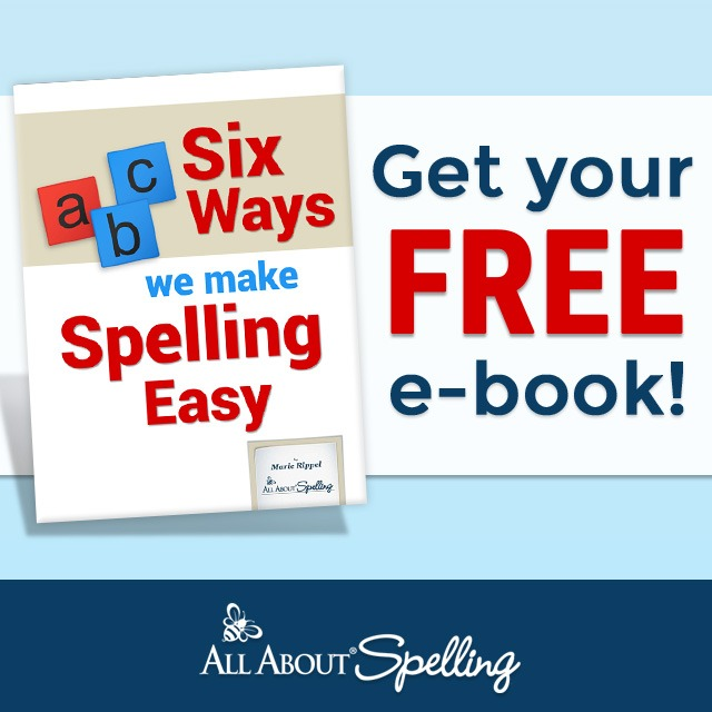 Six Ways to Make Spelling Easy Game