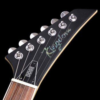 Kingdom DDSE Headstock