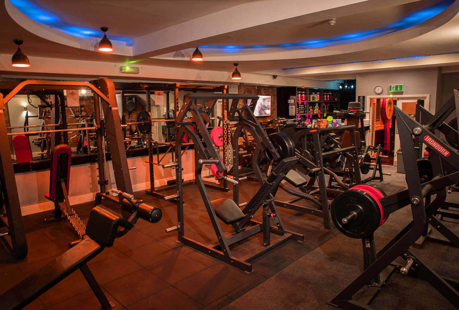 Kingdom Gym Atherstone
