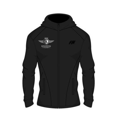 Kingdom Gym Tracksuit Hoodie Front
