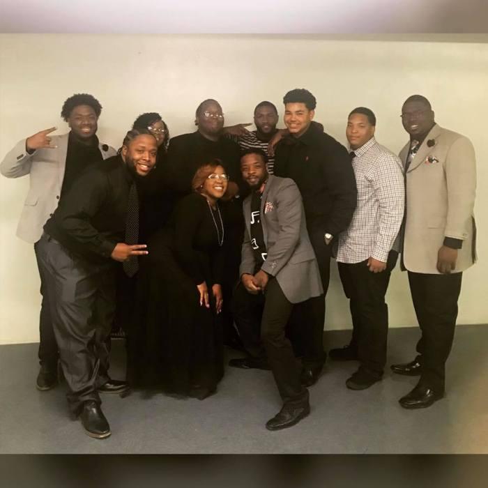 Jamal Robinson & Team Better