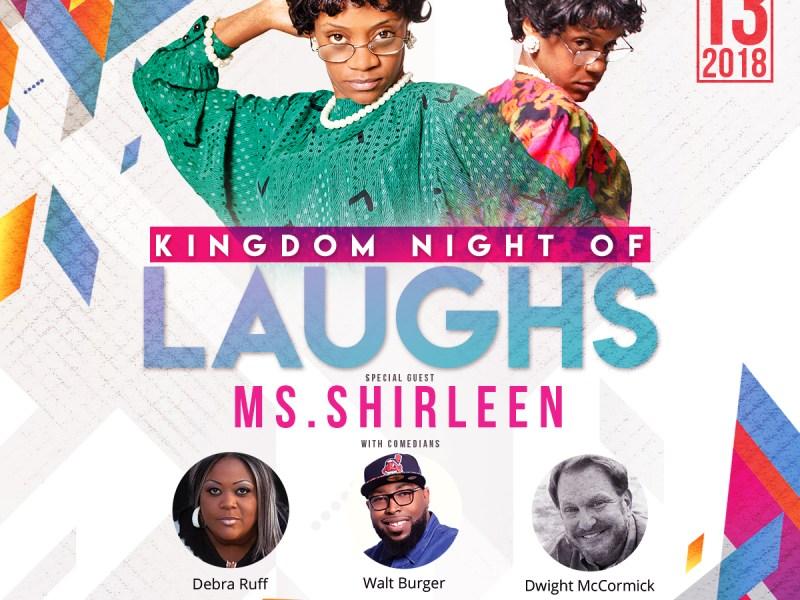 2018 Kingdom Night of Laughs