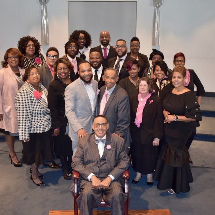 Bishop Roger Hairston & Voices of Deliverance