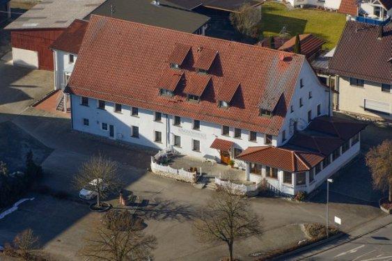 Das ehemalige Gasthaus Adler - seit 2015 der Sitz von Kingdom Impact