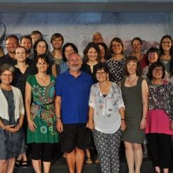 KI-Mitarbeiterteam bei der LmdU