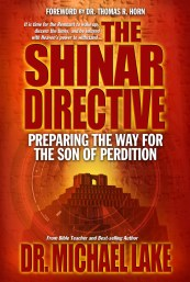 The Shinar Directive Book Cover