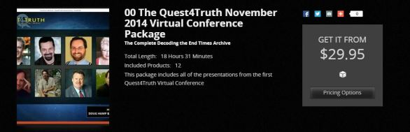 Quest 4 Truth Conference