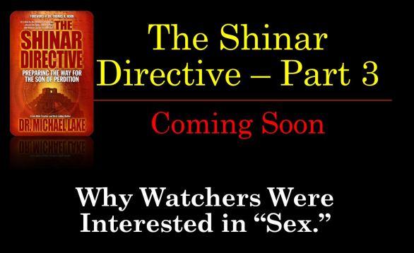 The Shnar Directive - Part 3