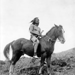 American Indian Bridle And Tack