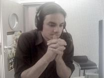 Sebastian Frankenberger zu Gast in Ali Khan Radios