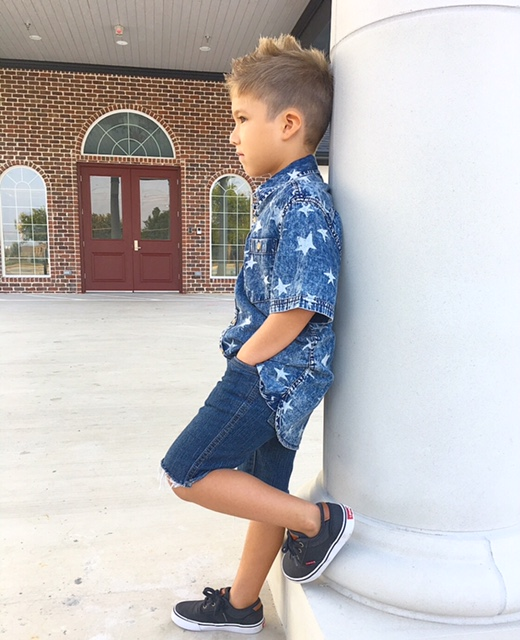 back to school style with target