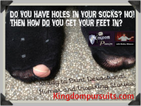 Holes in Socks
