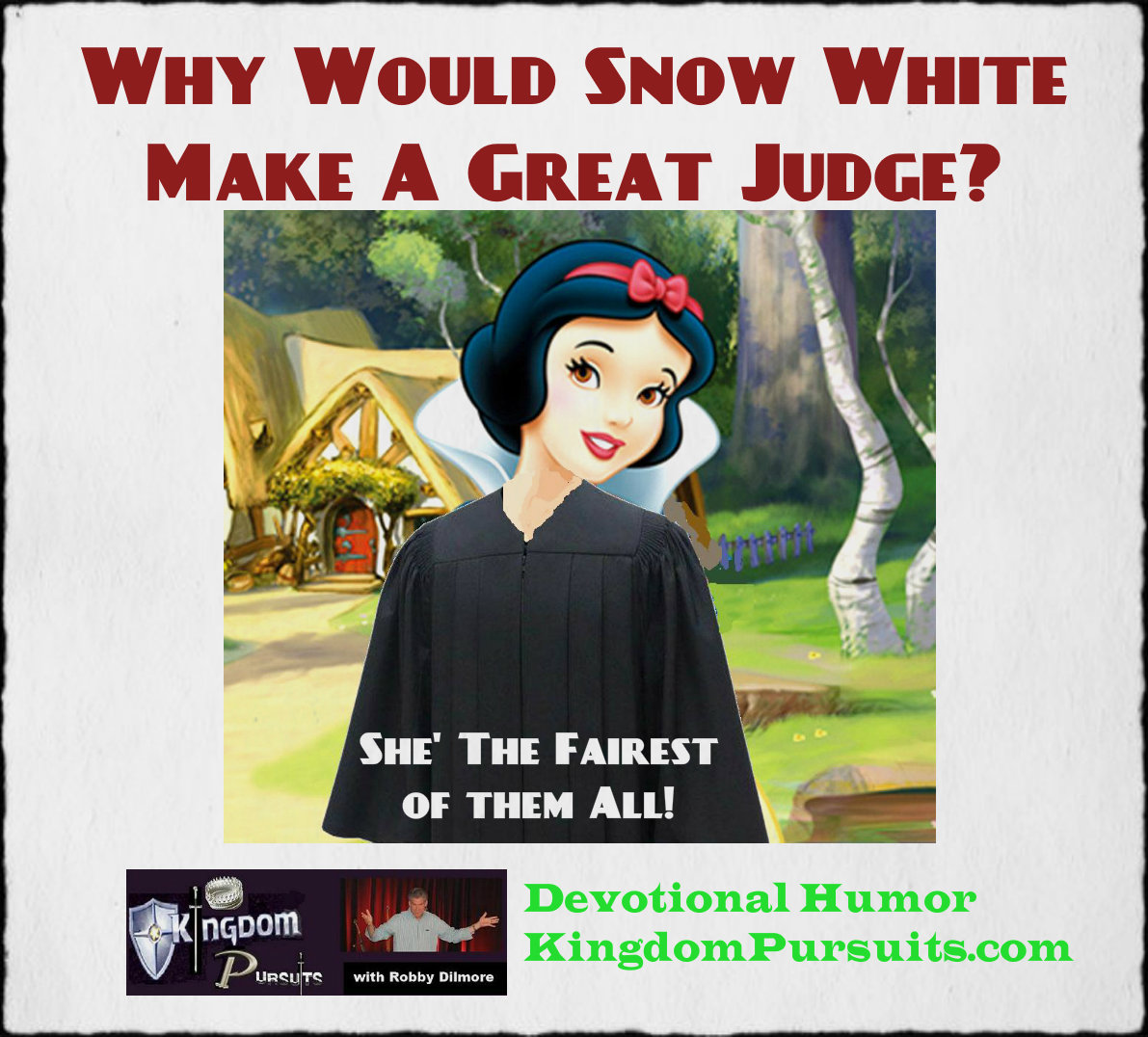 Snow White Judge