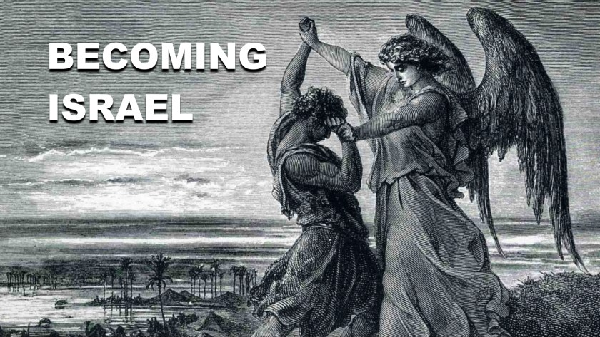 becoming israel